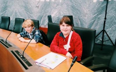 26. otroški nacionalni parlament