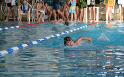 Državno prvenstvo v plavanju za učence NIS
