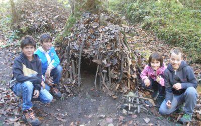Obisk gozda – projekt Erasmus+