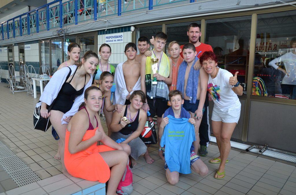 Državno prvenstvo v plavanju za OŠPP