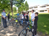 Dan prometa - kolesarjenje